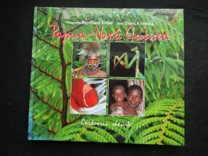 náhled knihy - Papua - Nová Guinea : cestovní deník