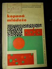 náhled knihy - Kopaná mládeže ; zpracoval kol.: Miroslav Choutka,... et al. za ved. Milana Navary