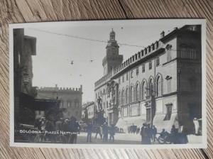 náhled knihy - BOLOGNA - Piazza Nettuno: fotopohlednice