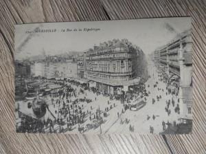 náhled knihy - 1741. MARSEILLE - La Rue de la Republique
