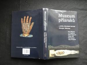 náhled knihy - Muzeum přízraků a sbírka lékařských kuriozit Henryho Wellcoma
