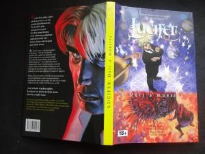 náhled knihy - Lucifer: Děti a monstra