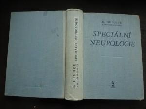 náhled knihy - Speciální neurologie : Celostátní vysokošk. učebnice