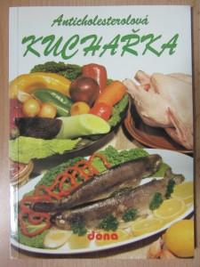 náhled knihy - Anticholesterolová kuchařka : chutné recepty pro zdravé srdce