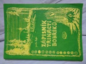náhled knihy - Zápisník třinácti bobříků