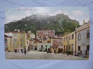 náhled knihy - 292 - S. R. - CINTRA - Aspecto da villa e serra
