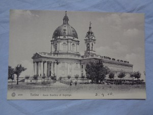 náhled knihy - Torino - Reale  Basilica di Superga