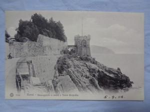 náhled knihy - Nervi - Passeggiata a mare e Torre Gropallo