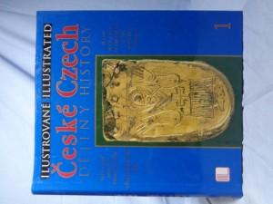 náhled knihy - Ilustrované české dějiny