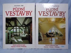 náhled knihy - Půdní vestavby 1 a 2: útulné podkrovní byty: nápady, detaily, příklady