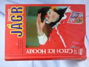 náhled knihy - Jaromír Jágr : czech ice hockey