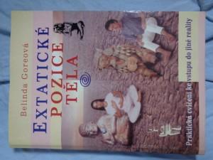 náhled knihy - Extatické pozice těla: praktická cvičení ke vstupu do jiné reality