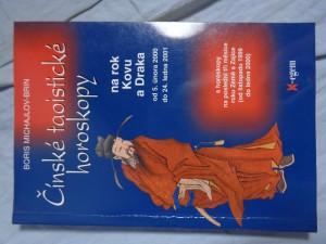 náhled knihy - Čínské taoistické horoskopy na rok Kovu a Draka : od 5. února 2000 do 24. ledna 2001 : s horoskopy na poslední tři měsíce roku Země a Zajíce (od listopadu 1999 do ledna 2000)