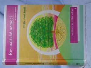 náhled knihy - Revmatické nemoci: přírodní léčení