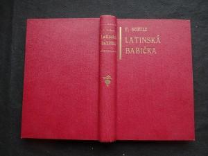 náhled knihy - Latinská babička : povídka