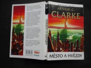 náhled knihy - Město a hvězdy