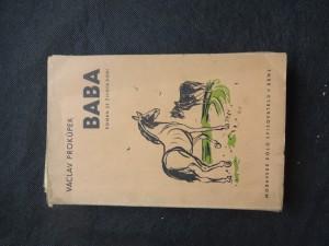 náhled knihy - Baba : román ze života koní