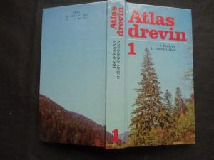 náhled knihy - Atlas drevín. [D.] 1, Pôvodné dreviny