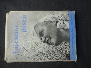 náhled knihy - Tajemná píseň : román