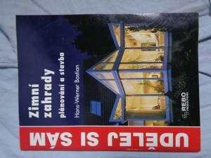 náhled knihy - Zimní zahrady : plánování a stavba
