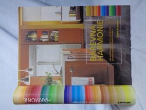 náhled knihy - Barevná harmonie: jak kombinovat barvy a dosáhnout požadovaného vzhledu interiéru