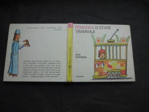 náhled knihy - Pohádka o staré tramvaji