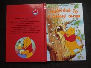 náhled knihy - Medvídek Pú a medový strom