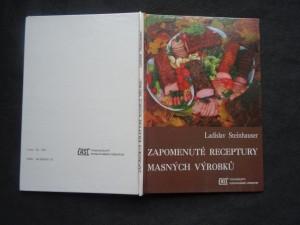 náhled knihy - Zapomenuté receptury masných výrobků