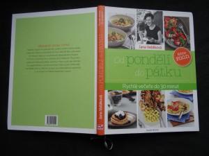 náhled knihy - Od pondělí do pátku : rychlé večeře do 30 minut