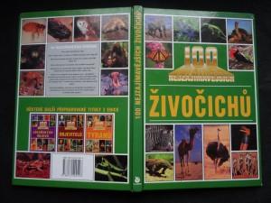 náhled knihy - 100 nejzajímavějších živočichů