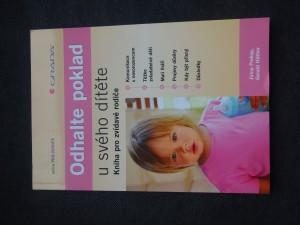 náhled knihy - Odhalte poklad u svého dítěte : kniha pro zvídavé rodiče