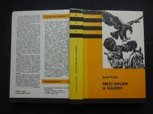 náhled knihy - Mezi orlem a hadem : pro čtenáře od 12 let