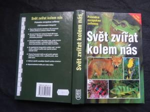 náhled knihy - Svět zvířat kolem nás : průvodce evropskou zvířenou