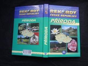 náhled knihy - Rekordy České republiky - příroda : geografická encyklopedie
