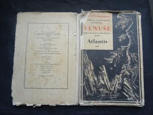 náhled knihy - Venuše jako budoucí kolonie země ; Atlantis, veliká říše, pohlcená Atlantickým oceánem ; Na ohnivém oceáně slunce ; Neviditelné obyvatelstvo nebes : populární astronomické přednášky