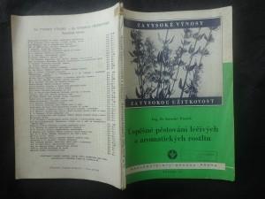 náhled knihy - Úspěšné pěstování léčivých a aromatických rostlin