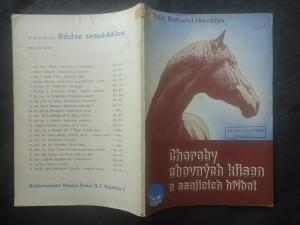 náhled knihy - Choroby chovných klisen a ssajících hříbat