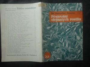 náhled knihy - Návod na pěstování olejnatých rostlin
