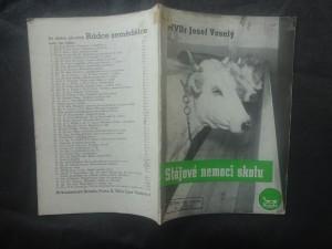 náhled knihy - Stájové nemoci skotu