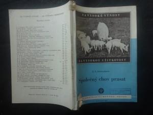 náhled knihy - Společný chov prasat
