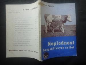 náhled knihy - Porod - potrat - neplodnost hospodářských zvířat