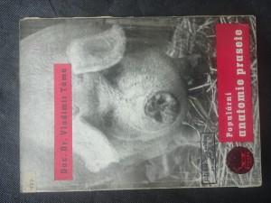 náhled knihy - Populární anatomie prasete