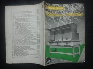 náhled knihy - Včelařova zahrádka