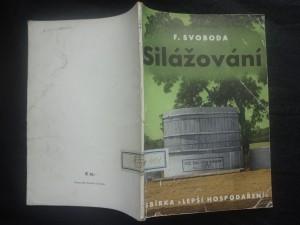 náhled knihy - Silážování : praktická příručka pro zemědělce