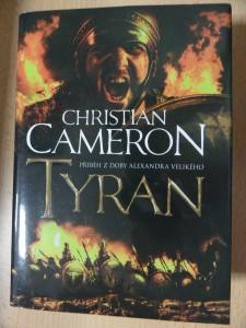 náhled knihy - Tyran : příběh z doby Alexandra Velikého