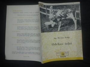 náhled knihy - Odchov telat
