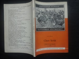 náhled knihy - Chov krůt