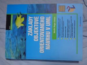 náhled knihy - Základy objektově orientovaného návrhu v UML
