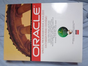 náhled knihy - Oracle : správa, programování a použití databázového systému