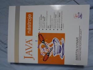 náhled knihy - JAVA - nástroje